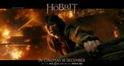 The Hobbit: The Battle of the Five Armies - Laketown Burning